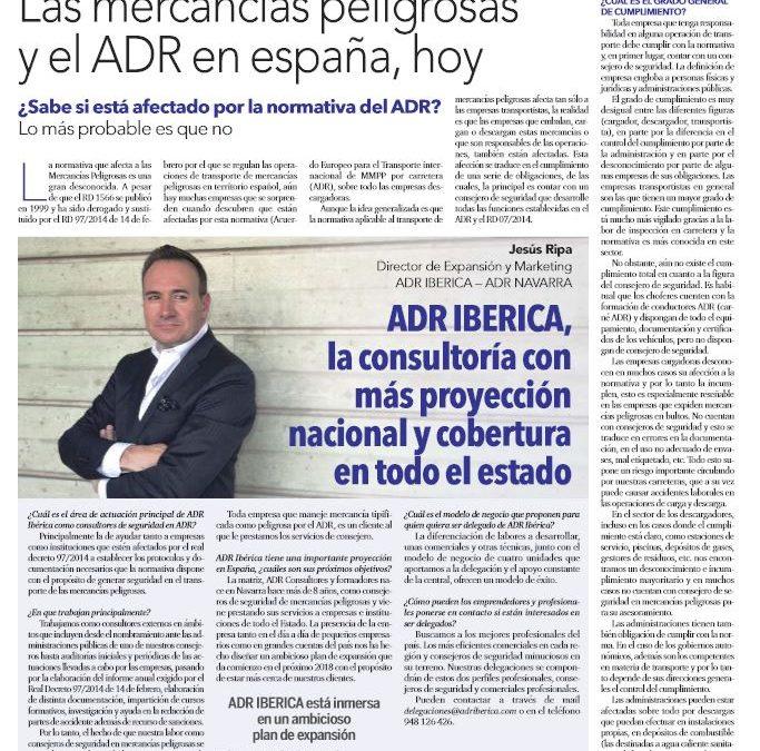 """ENTREVISTA HOY EN EL DIARIO """"EL ECONOMISTA"""" 24/10/17"""